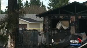 2 found dead in house fire in northern Alberta hamlet