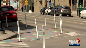 Traffic calming measures in Bridgeland appear to be working