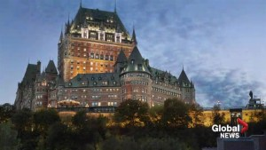Château Frontenac celebrates 125 years