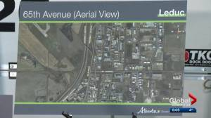 Alberta government pledges $33M for QE2 overpass between Leduc and Edmonton airport
