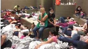 """DHS report: U.S. migrant detention facilities are """"ticking time bomb"""""""