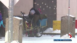 Dangerous temperatures continue in Edmonton