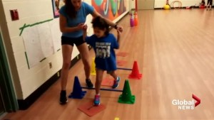 Program helps young cancer survivors recover by teaching them to play