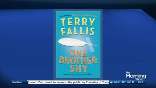 Author Terry Fallis takes a softer approach with his new book, 'One Brother  Shy'