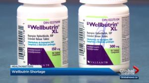 Canada-wide Wellbutrin shortage worries pharmacists