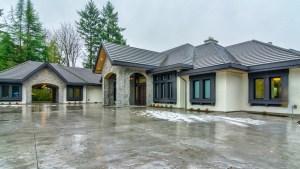 Open House: Langley estate