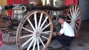 Rare fire steam engine donated to Canadian Fire Fighters Museum in Port Hope