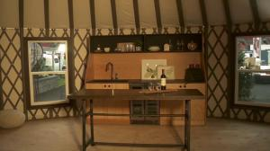Open House: Yurts