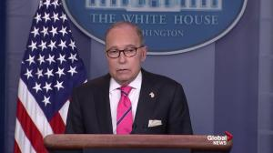 Kudlow: Trump willing to stand on his tariff policy at upcoming G20 summit