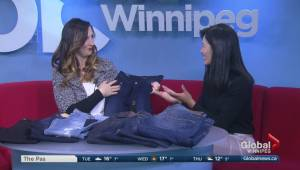 How to keep your jeans in tip top shape (04:38)