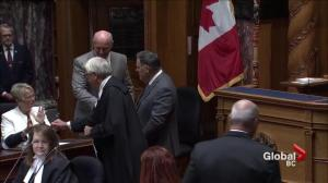 Former Liberal MLA Darryl Plecas elected as BC Speaker of the House