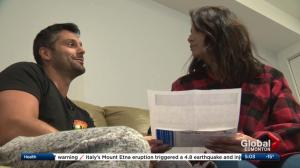 15-hour flight delay creates nightmare for Edmonton couple