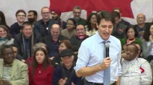 PM informed of pot strain called 'Justin Tru-dope'