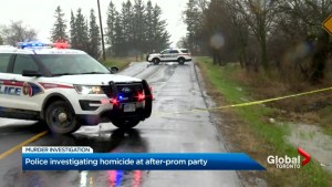 1 dead in shooting after post-prom party in Whitchurch-Stouffville