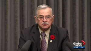 MLA Cliff Graydon denies being a sexual harasser