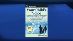 Author Cynthia Lockrey's new book, Your Child's Voice