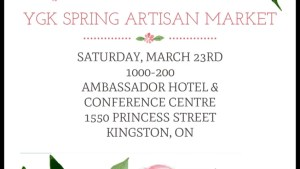 The Morning Show previews the YGK Spring Artisan Market