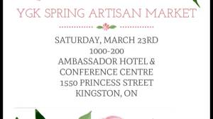 The Morning Show previews the YGK Spring Artisan Market