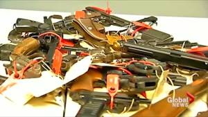 Australians hand over 51,000 illegal firearms in gun amnesty