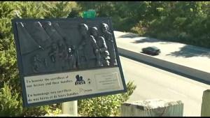 Cpt. Nichola Goddard added to Highway of Heroes