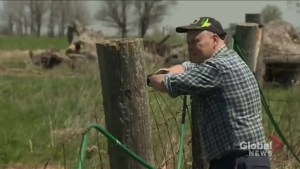 Milton farmer fighting expropriation of property for new school