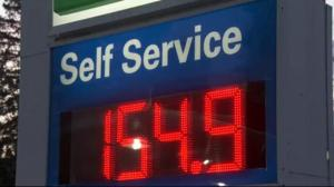 Why is there pain at the B.C. pumps?