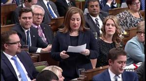 Opposition says the Liberals need to act on getting pipelines build