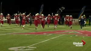 Acadia Axemen win 2017 Loney Bowl