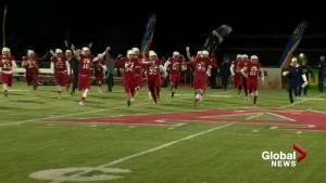 Acadia Axemen win 2017 Loney Bowl (01:54)
