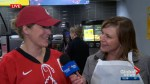 Women's hockey legend Cassie Campbell-Pascall joins in McHappy Day
