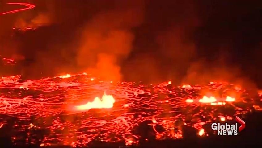 Lava Vs Fire