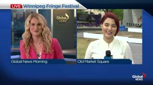 Winnipeg Fringe Festival: One of the biggest of it's kind in Canada