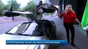 The history of the DeLorean