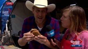New eats at the Calgary Stampede
