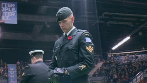 Thousands attend Regina's Remembrance Day ceremonies