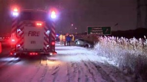 First significant snowfall of season arrives in Toronto