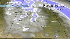 Saskatoon weather outlook: possible freezing rain and snow ahead