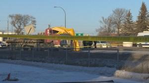 Semi-trailer driver killed in serious crash