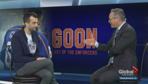 Jay Baruchel discusses Goon: Last of the Enforcers