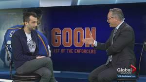 Jay Baruchel discusses Goon: Last of the Enforcers