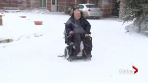 Complaints raised about inaccessibility to Saskatoon streets