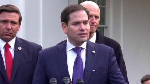 'These people are paying a lot of money': Marco Rubio on border problems