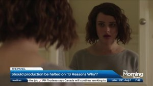 Is '13 Reasons Why' a health hazard?