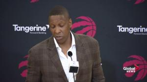 Raptors GM on Derozan, Casey: We kept giving them chances