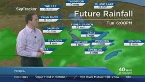 Skytracker forecast March 7