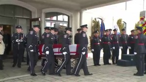 Whitby Fire increasing safety measures for crews as fallen firefighter honoured
