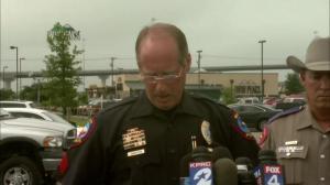Seven remain in hospital following weekend biker gang shootout in Waco, Texas