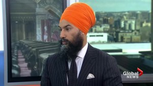 Serious concerns with federal government process on pipelines: Singh