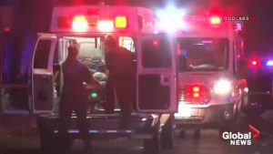 Eight shot at apartment complex in San Bernardino, California