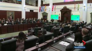 47 new MLAs learn ropes of Alberta legislature on orientation day